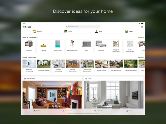 Home Design Remodel On The App