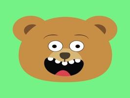 bear face cute emoji 2019