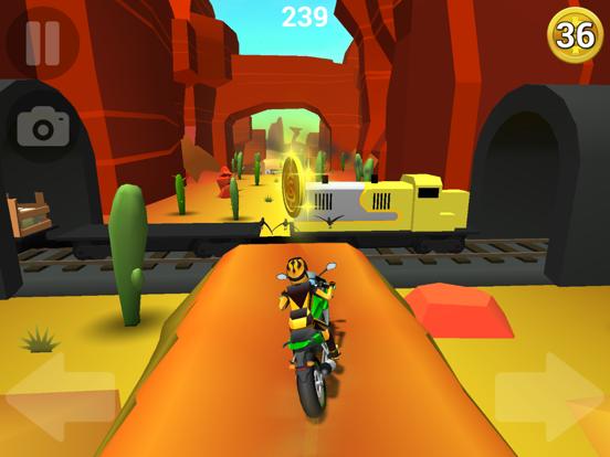Faily Rider на iPad