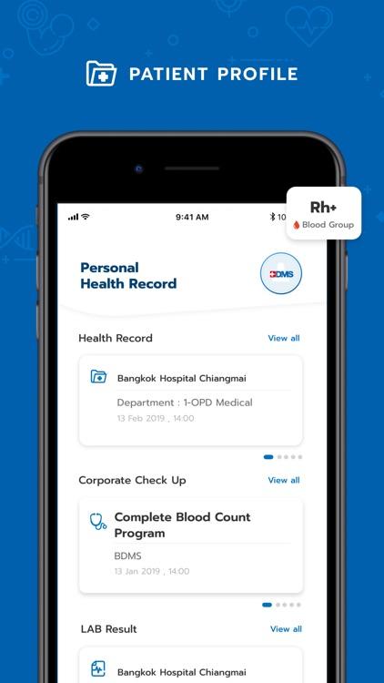 BDMS Healthpassport