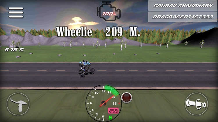 Drag Bikes - Motorbike edition screenshot-3