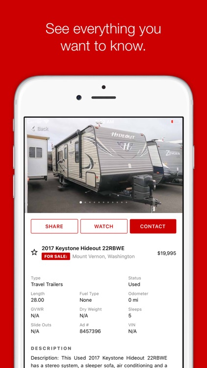RVT.com RV Classifieds screenshot-2