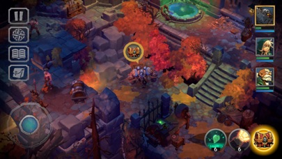 Скриншот №6 к Battle Chasers Nightwar
