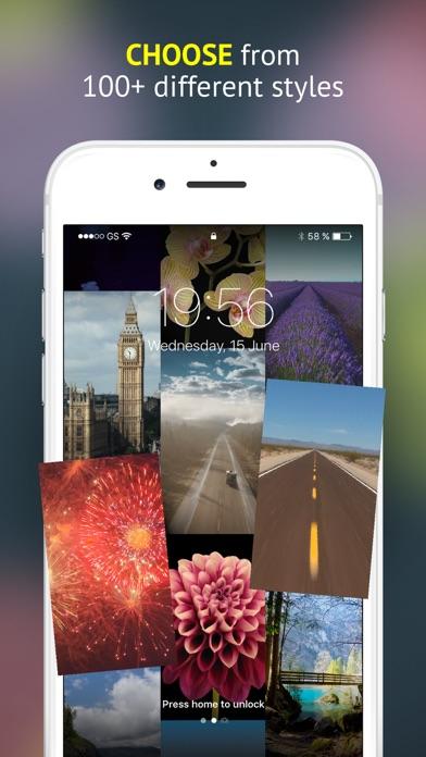 Live Wallpapers & HD Themes Screenshot