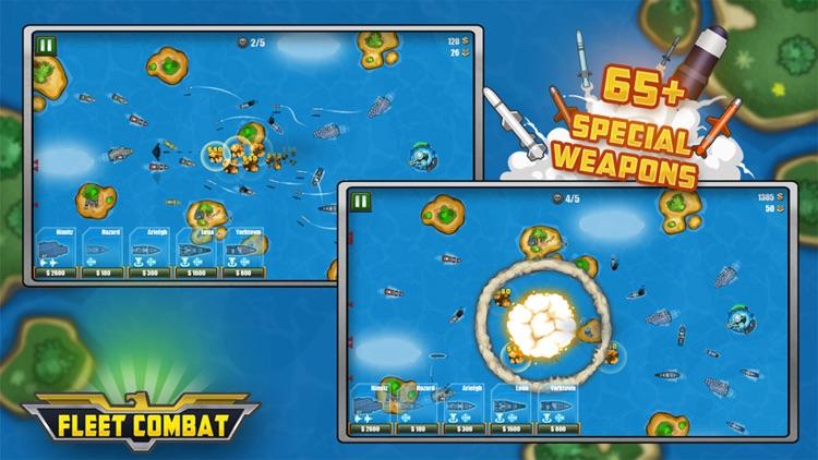 Fleet Combat screenshot-3