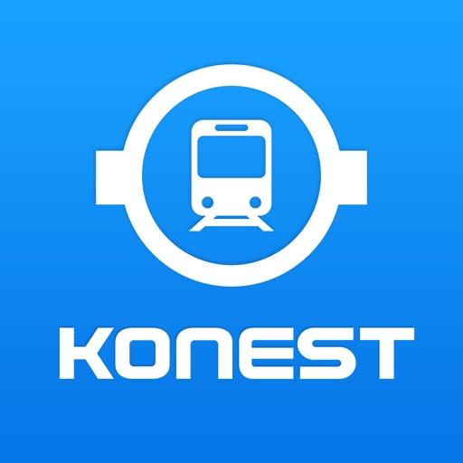 コネスト韓国地下鉄路線図・乗換検索 - 韓国旅行に必須!ソウル・釜山など全都市の地下鉄に対応