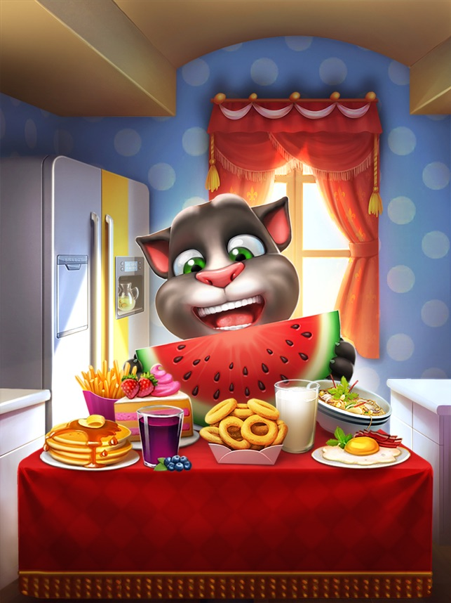 my talking tom on the app store rh itunes apple com