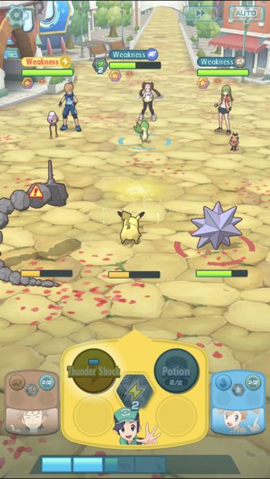 Pokémon Masters screenshot 8