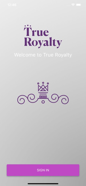 True Royalty on the App Store