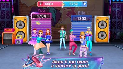 Screenshot of Gara tra balletto e hip hop5