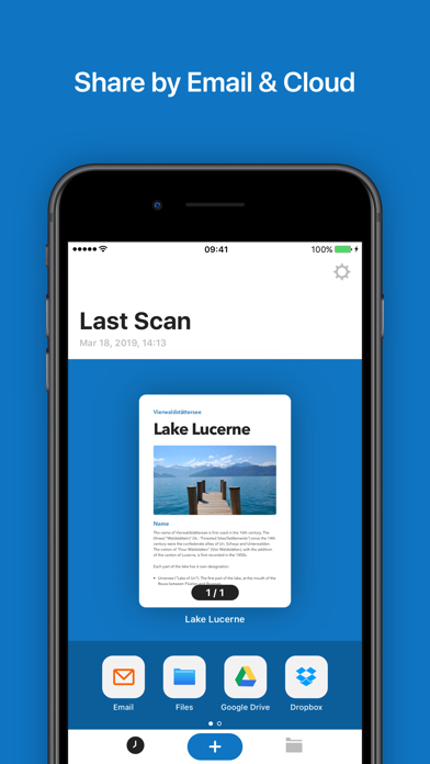 Screenshot for Tiny Scanner Plus in India App Store