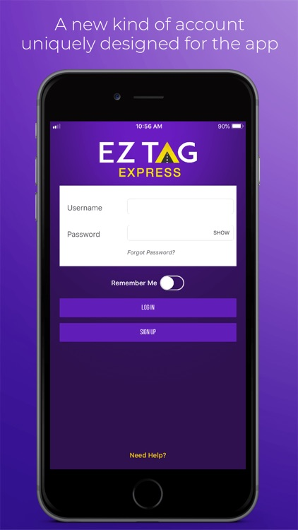EZ TAG Express screenshot-1