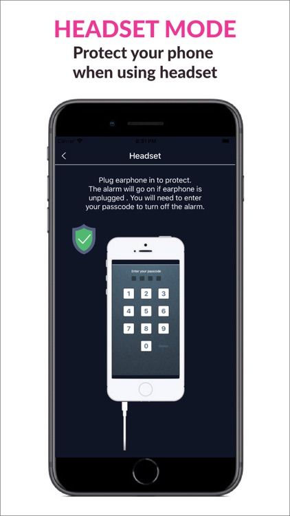 Phone Security iAntiTheft Plus screenshot-3