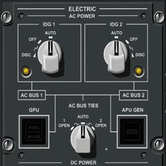 E145 Virtual Panel