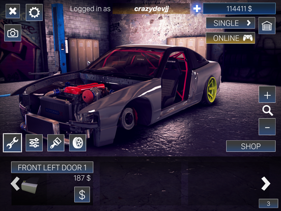 Hashiriya Drifter #1 Racing screenshot 14