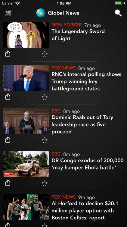 Your News Feed
