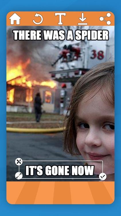 Meme Generator – Make Memes screenshot-4