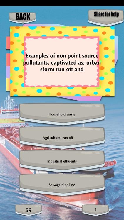 Marine Pollutant Technicality screenshot-3