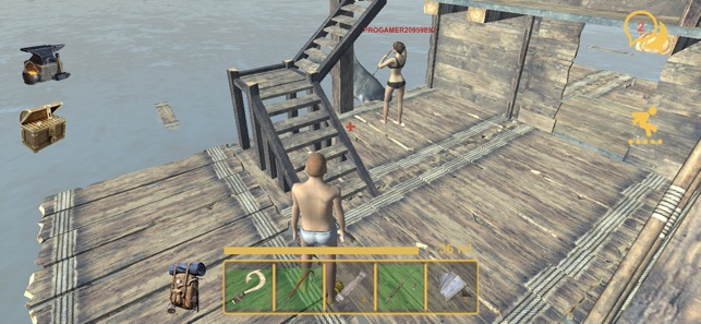 Raft Survival Multiplayer on the App Store