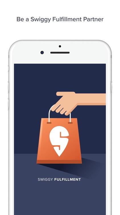 Swiggy Stores Vendor App
