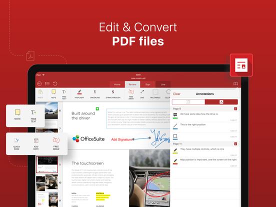 OfficeSuite & PDF editor - Revenue & Download estimates