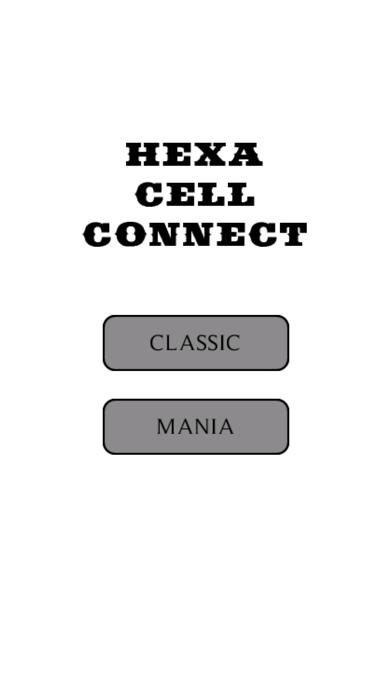 Hexa Cell Connect screenshot one