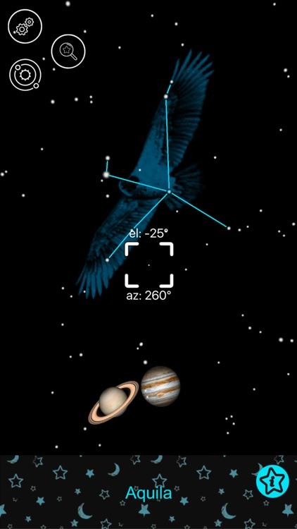 Star Map Tracker: Stargazing screenshot-4