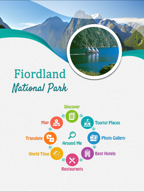 Fiordland National Park screenshot 7