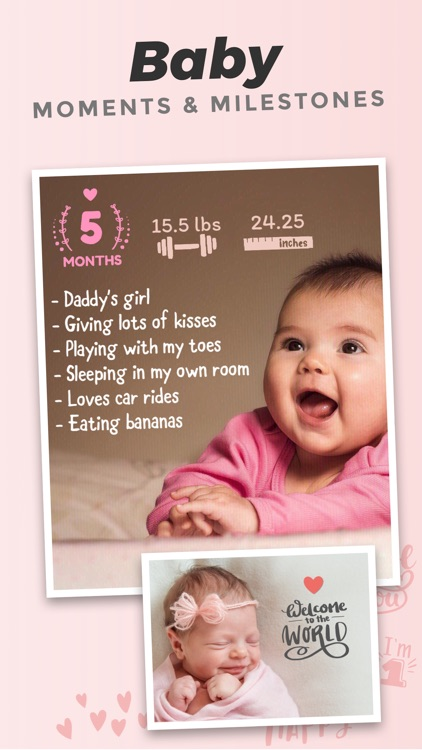 Baby Photo Editor by Adorable