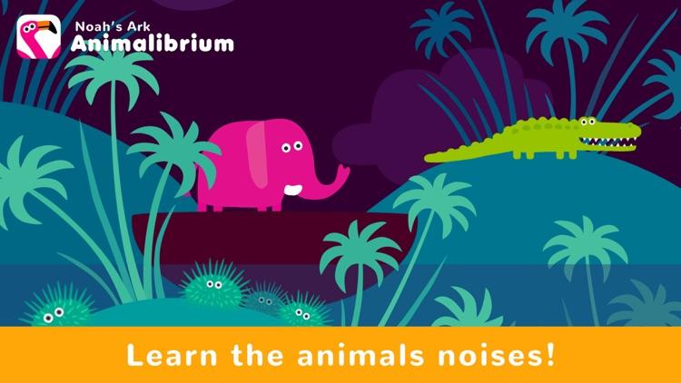Noah's Ark Animalibrium screenshot-3