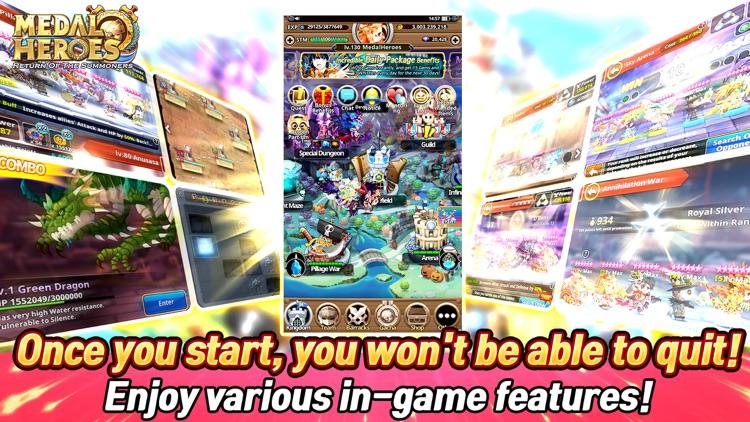 Medal Heroes : Arena Battle screenshot-6