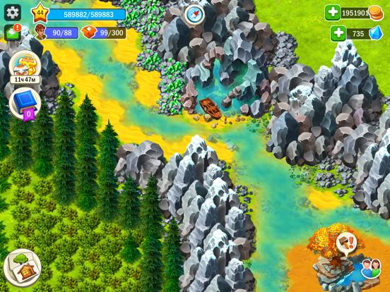 WORLDS Builder: Farm & Craft screenshot 8