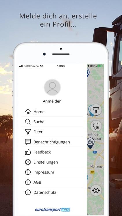 FERNFAHRER Truck Stops screenshot-4