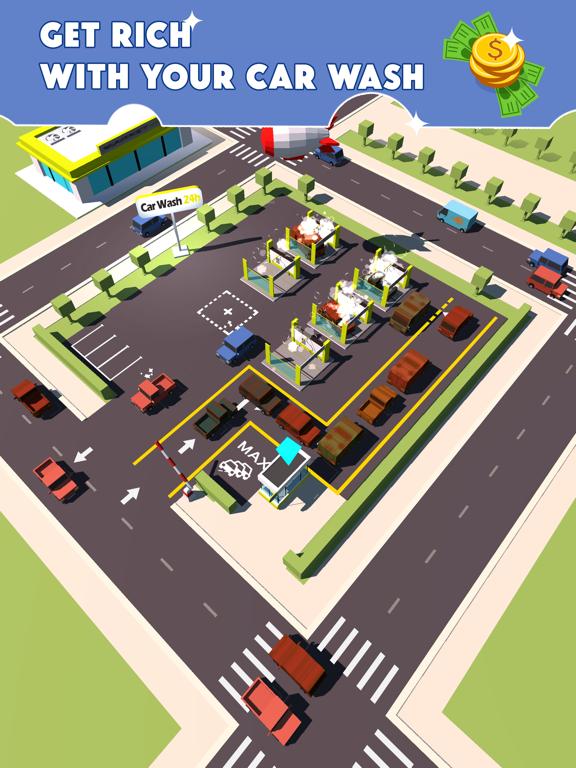 Car Wash Idle screenshot 6
