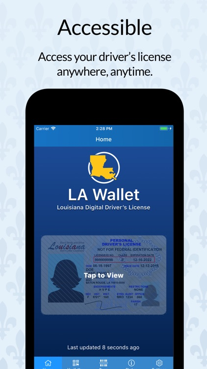 LA Wallet screenshot-0