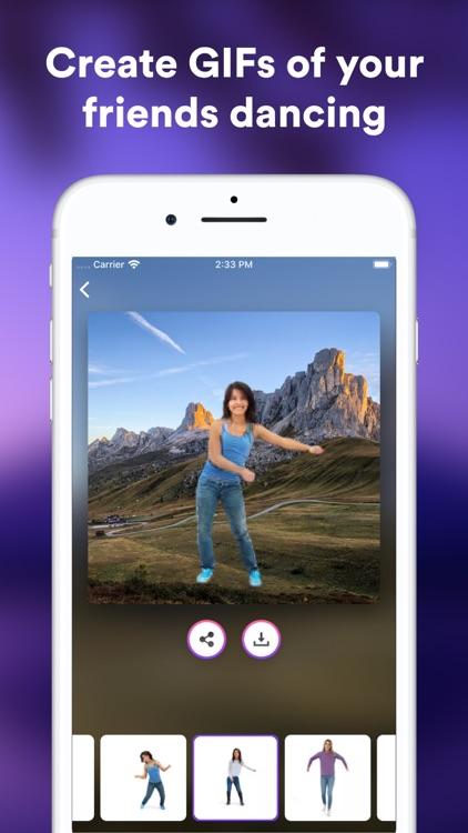 Jiggy: Magic Dance GIF Maker screenshot-4