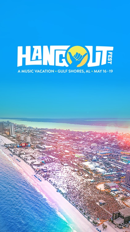Hangout Music Festival screenshot-0