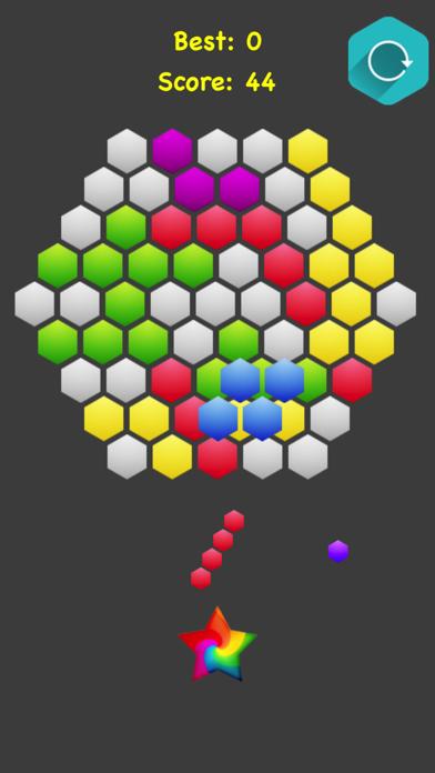 Join Blocks - Hexagonal Merger screenshot 2