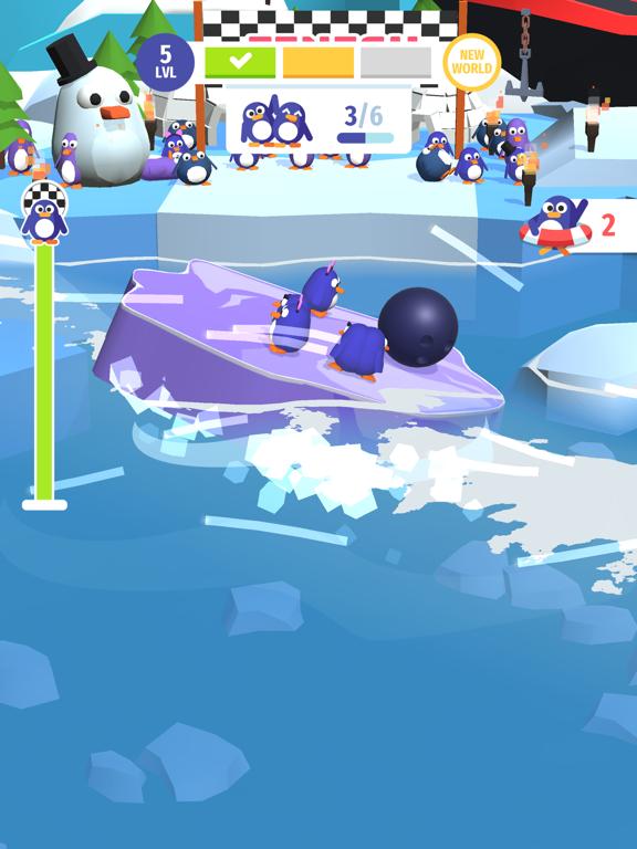 Penguinia Ride screenshot 7