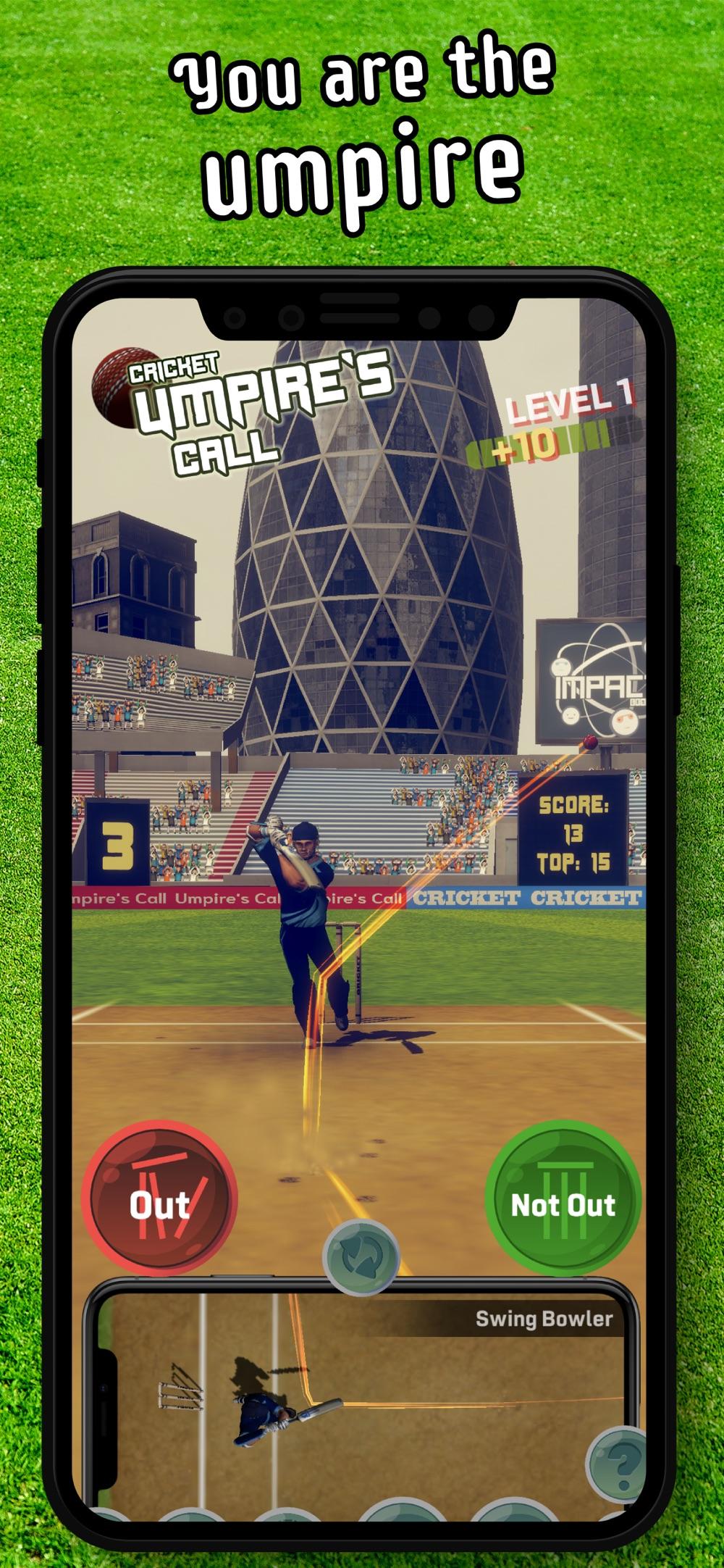 Cricket LBW – Umpire's Call Cheat Codes
