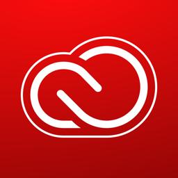 Ícone do app Adobe Creative Cloud