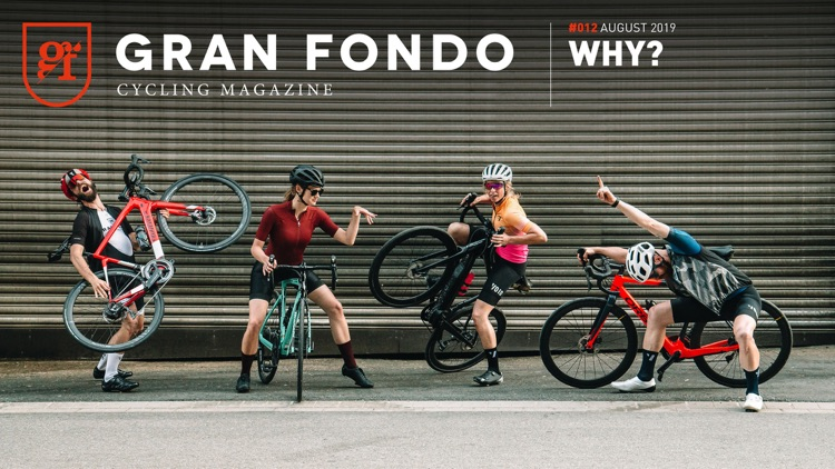 GRAN FONDO Cycling Magazine