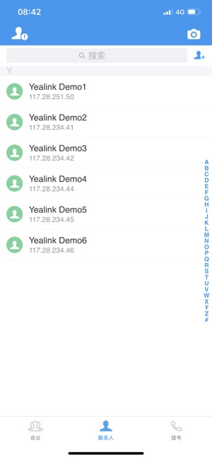 Yealink VC Mobile on the App Store