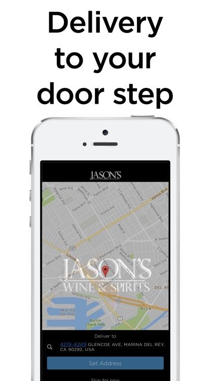 Jasons Wine & Spirits screenshot-4