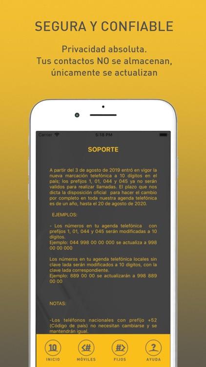 Marca a Diez screenshot-4