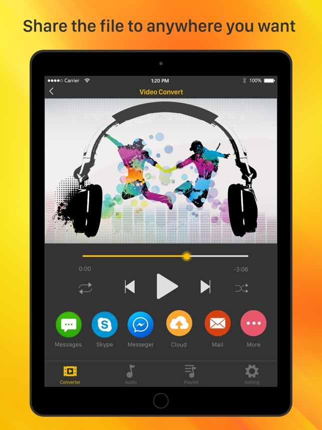 Video to Mp3 - Convert Audio on the App Store