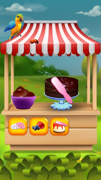 Sugar Cookies Sweet Cake Maker screenshot-4