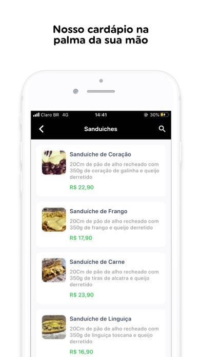 Du' Chef Pão de Alho screenshot 3