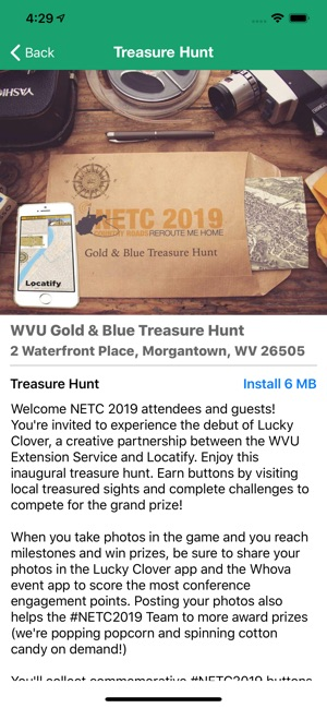 Lucky Clover Hunts & Tours on the App Store