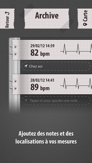 Cardiographe Classique